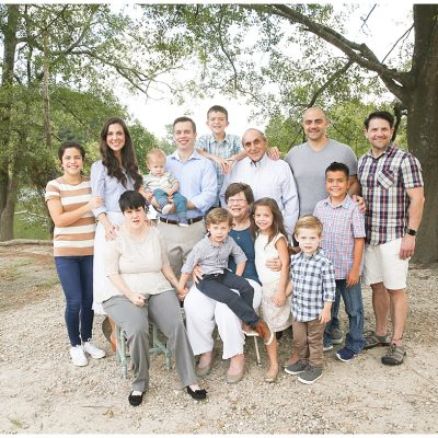 Kizerians. Tomball Family Photography.