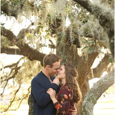 Loren + Ian. Spring Engagement Photography.