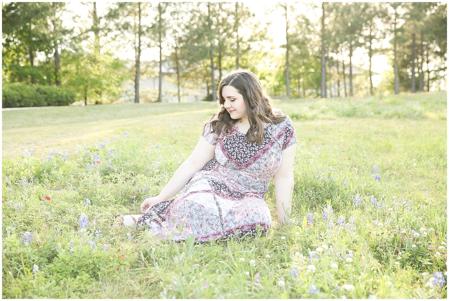 Jessica. The Woodlands Senior Photography.