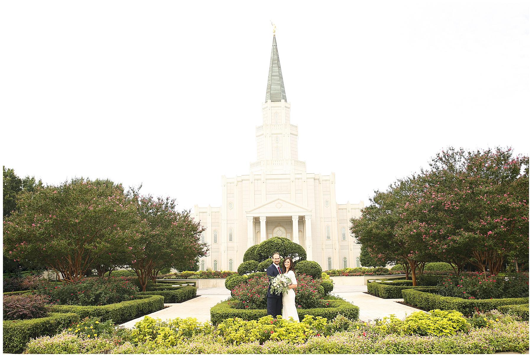 Amanda & George Wedding Day